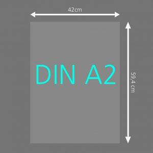 DIN A2 Plakat