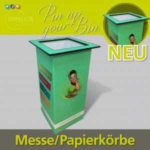 Messe/Papierkörbe