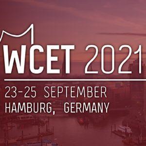 WCET 2021 Congress